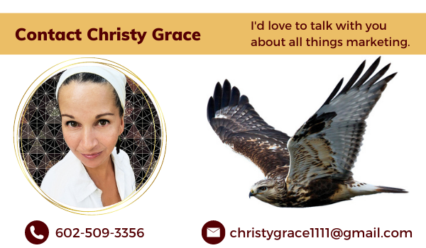 contact Christy Grace